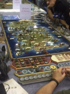 A home-brewed 3D Game of Thrones game that was frankly pretty awesome.